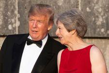 May's Brexit plan could 'kill' US trade deal: Trump