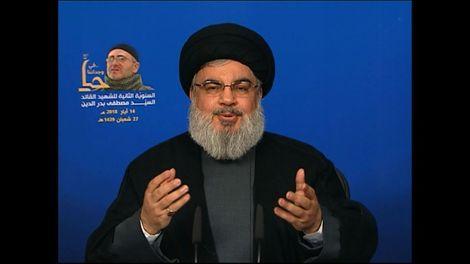 """En cas de guerre contre Israël, le Hezbollah """"est sûr de gagner"""" (Nasrallah)"""