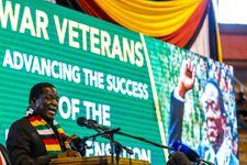 نجاة رئيس زيمبابوي من محاولة اغتيال في تجمع انتخابي له