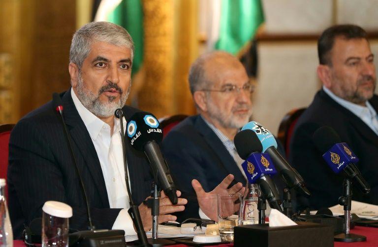 Le Hamas construit une zone tampon à la frontière entre Gaza et l'Egypte