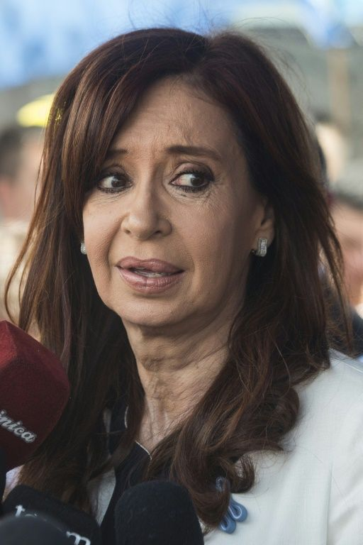 i24news argentine judge orders arrest of ex president cristina