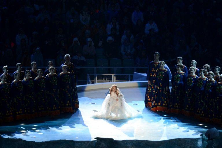 Eurovision en Ukraine: la chanteuse russe toujours interdite de participation