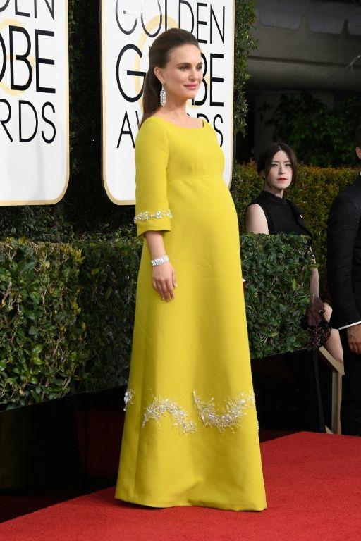 """Natalie Portman is the favorite to take home the best actress in a drama award at the Golden Globes for her portrayal of Jackie Kennedy in """"Jackie"""""""