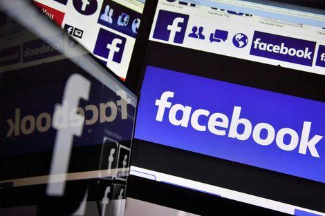 """Facebook """"suspend"""" une entreprise liée à la campagne de Trump"""