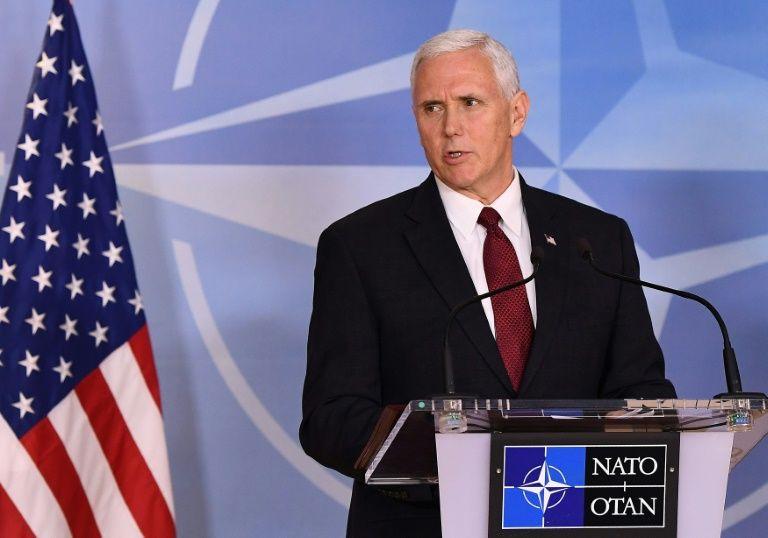 نائب الرئيس الأمريكي: ترامب جاد في نيته نقل سفارتنا الى القدس