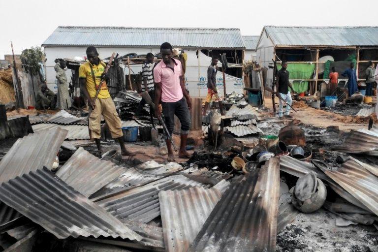 16 قتيلا بهجمات انتحارية في نيجيريا