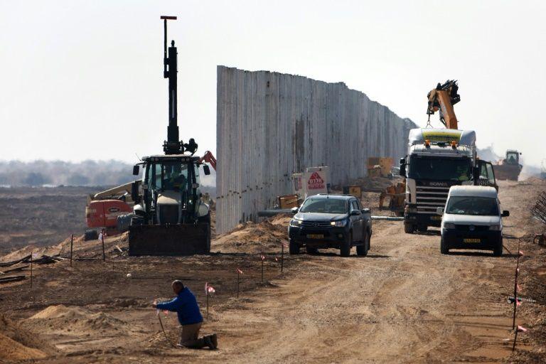 REPORTAGE: Des failles de la barrière de sécurité inquiètent certains Israéliens