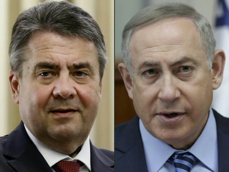 Netanyahu refuses to meet German FM over NGO row