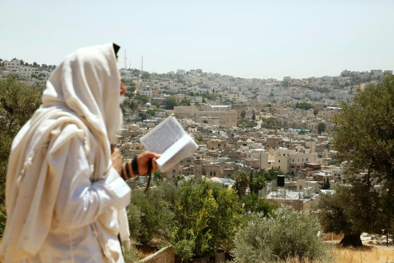 Hebron made Unesco world heritage site