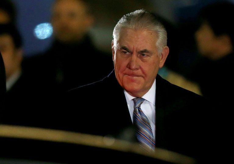 أخبار الامارات/ تيلرسون: التحرك العسكري ضد كوريا الشمالية