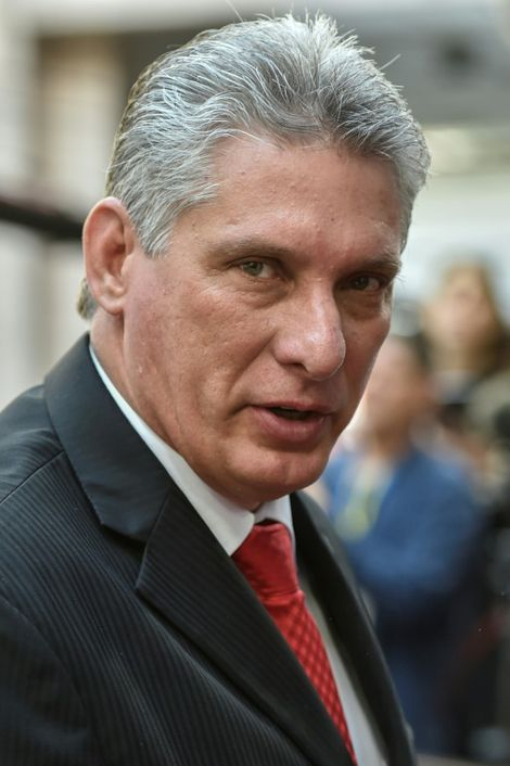 Cuba's Miguel Diaz-Canel will have to steer the island through the post-Castro era