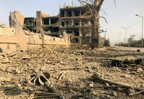 Syrie: l'Irak annonce avoir tué dans un raid 45 membres de l'EI, dont des chefs