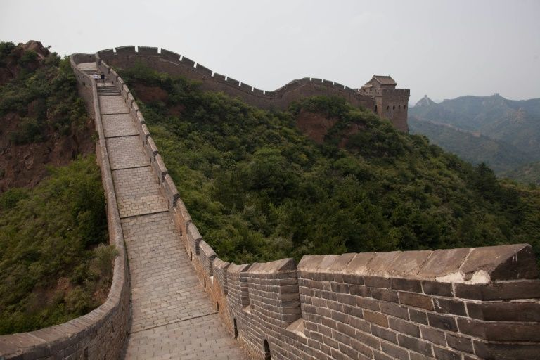 The Great Wall of China was first constructed in the third century BC
