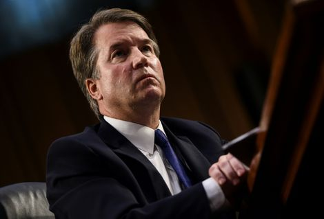 US Senate panel schedules Kavanaugh vote for Friday