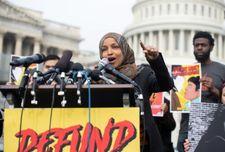 Trump blasts Rep. Omar's 'terrible' statement, 'inadequate' apology