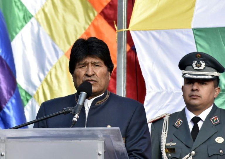 Le président bolivien s'en prend au Chili en le comparant à Israël