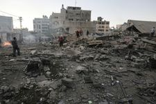 Israel blames Tehran for rocket attacks as IDF carries out strikes in Gaza