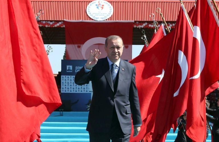 Erdogan attaque de nouveau l'Europe — Turquie