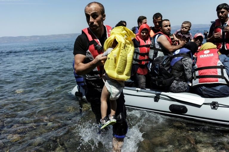 Greece criticises European Union chief over refugee quota comments