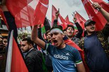 Istanbul: des milliers de manifestants en soutien aux Palestiniens