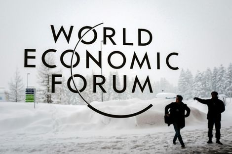 Davos forum opens on global pessimism, rising inequality, and without headliners