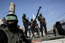Hamas says efforts underway to 'stop escalation' with Israel
