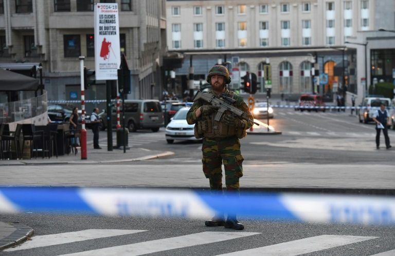 Explosion Reported at Brussels Train Station