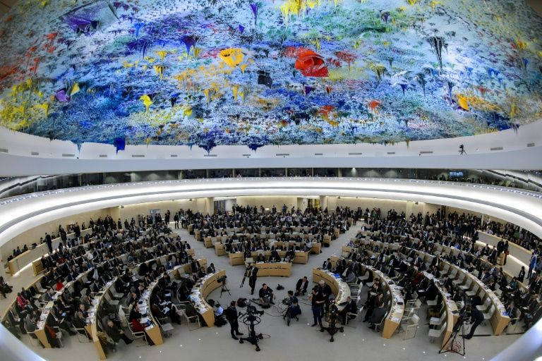 UK puts UNHRC 'on notice' for bias after five resolutions against Israel passed