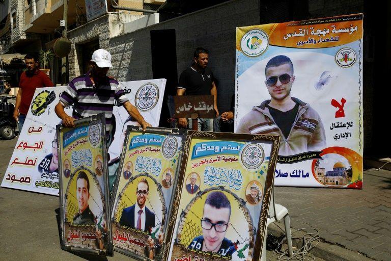 Plus de 1.000 Palestiniens détenus en grève de la faim — Israël