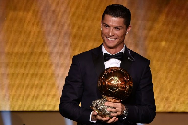 Real Madrid and Portugal forward Cristiano Ronaldo won the 2014 FIFA Ballon d'Or award for player of the year for the third time and says he feels confident about winning again in 2016