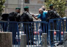 Jérusalem: 2 policiers israéliens blessés dans une attaque, le terroriste abattu