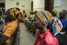 'Some' missing Nigerian schoolgirls rescued after Boko Haram attack