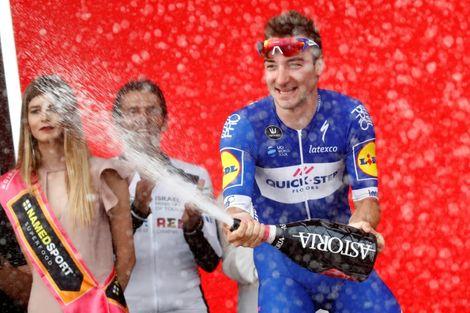 L'Italien Viviani remporte à Eilat la dernière étape de la course en Israël