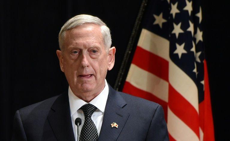 """Les Etats-Unis """"ne sont pas en Irak pour s'accaparer"""" le pétrole (Mattis)"""