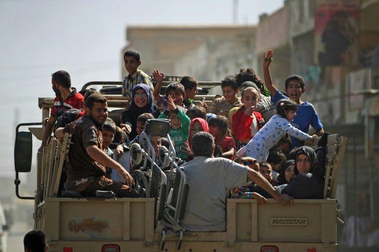 Début de l'assaut contre l'EI dans la vieille ville de Mossoul — Irak