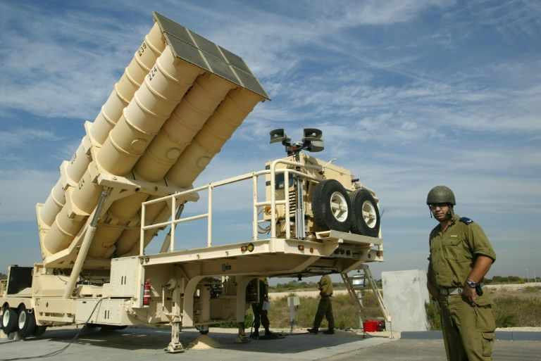 Israel says it has foiled a Syrian missile threat