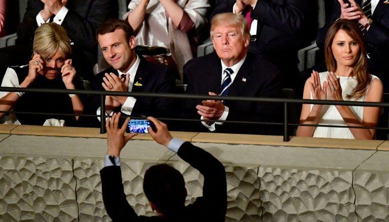 Quel va être le programme de Melania Trump à Paris?
