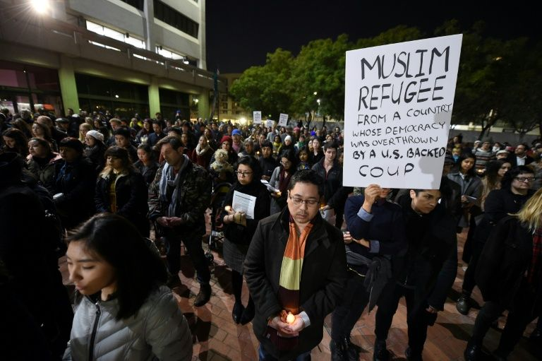 Anti-Islam Marches in US Fail to Draw Participants