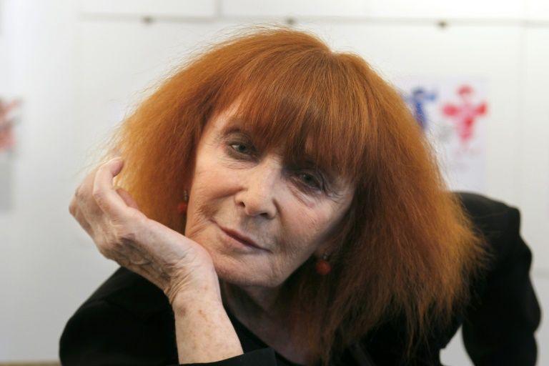 Sonia Rykiel le 3 juin 2010 à Paris