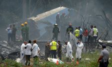 Crash aérien à Cuba: nouveau bilan de 110 morts et trois blesssés