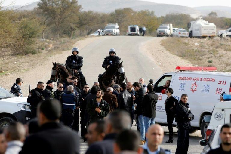 Israël: l'homme abattu dans un village bédouin n'était pas terroriste (enquête)