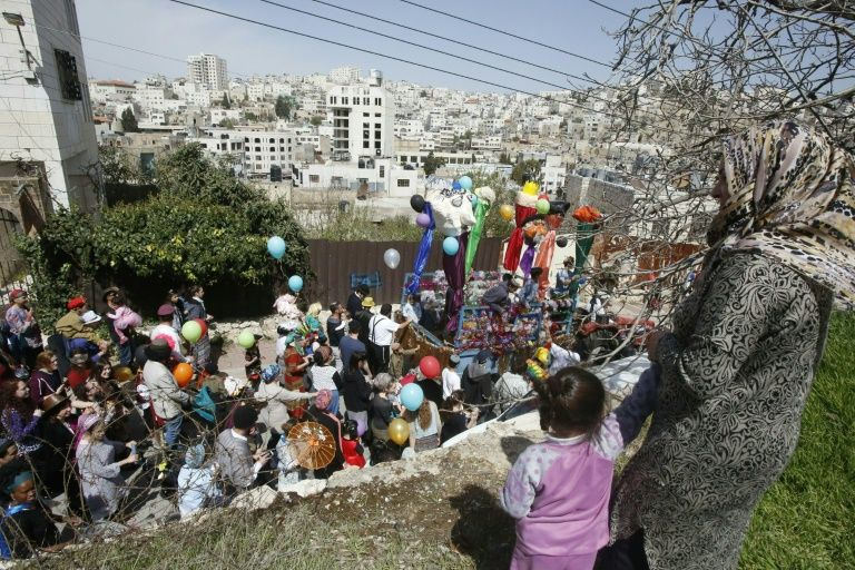 IDF announces closure of West Bank, Gaza during Purim holiday