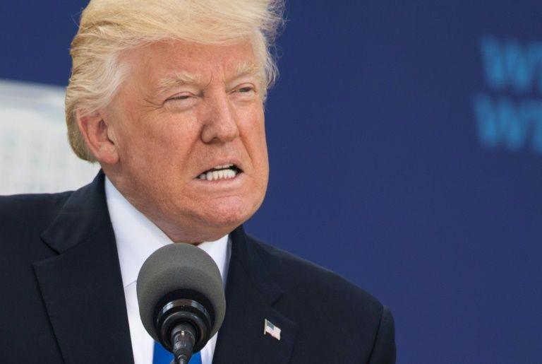 Trump assure ne pas posséder d'enregistrements de ses échanges avec Comey