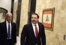 Le Premier ministre libanais dénonce la visite d'un chef de milice irakien