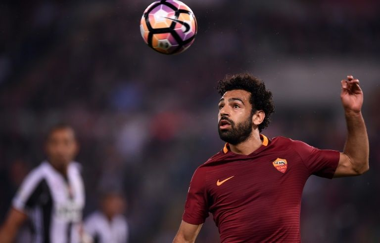 Mohamed Salah agreed to a five year contract with Liverpool