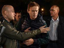 منع المعارض اليكسي نافالني من مغادرة روسيا للتوجه إلى ستراسبورغ