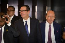 US Treasury chief moves to calm lawmakers' trade jitters
