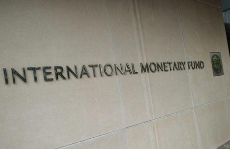 صورة من الارشيف داخل مقر صندوق النقد الدولي في واشنطن