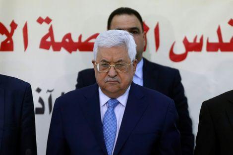 """L'Autorité palestinienne fustige l'adoption de la loi """"Taylor Force Act"""""""