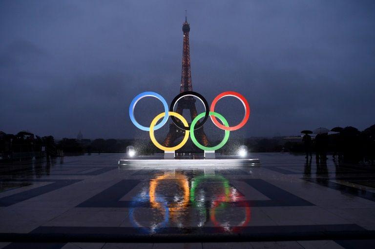 I24news paris organisera les jeux olympiques de 2024 officiel - Anneau des jeux olympique ...